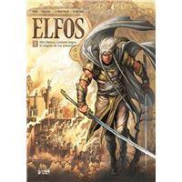 Elfos 2: Elfo blanco, corazón negro + El elegido de los semielfos