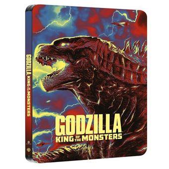 Godzilla: Rey de los Monstruos - Steelbook 3D + Blu-Ray