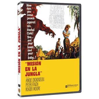 Misión en la jungla - DVD