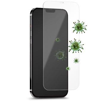 Protector de pantalla antibacteriano Puro Cristal templado para iPhone 12 Pro Max