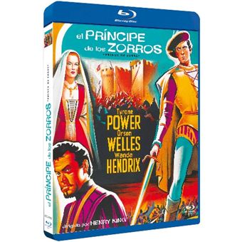 El príncipe de loz zorros - Blu-Ray