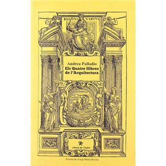 Els quatre llibre de l'arquitectura