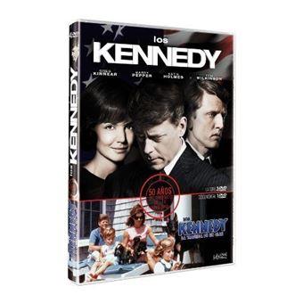 Pack Los Kennedy + La tragedia de un clan - DVD