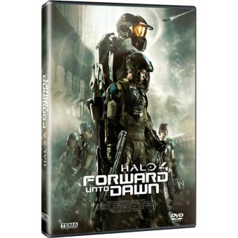 Halo 4: Forward Unto Dawn - DVD