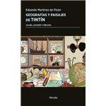 Geografías y paisajes de Tintín