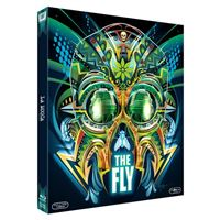 La mosca (1986) - Ed Halloween - Blu-ray
