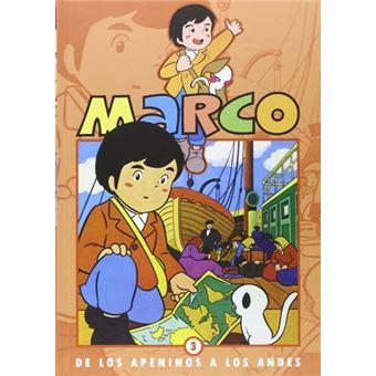 Marco, de los Apeninos a los Andes 3
