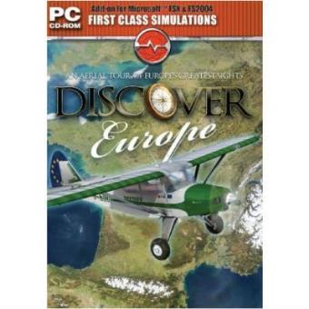 Microsoft FSX + Discover Europe PC