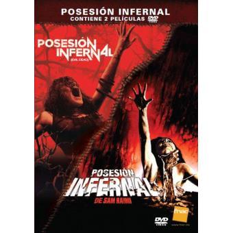Pack Posesión infernal (1981 - 2013) - Exclusiva Fnac - DVD