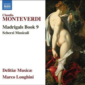 Monteverdi: Libro de madrigales IX