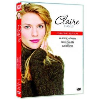 Pack Claire Danes - DVD