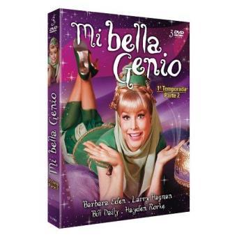 Mi Bella Genio  Temporada 1 Parte 2 - 1965 - DVD