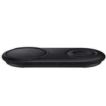 Cargador inalámbrico Samsung EP-P5200 Duo Negro para Galaxy S10