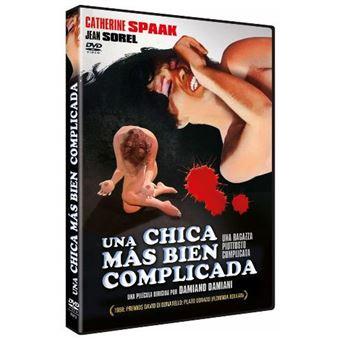 Una chica más bien complicada - DVD