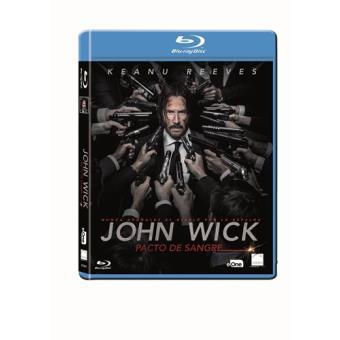 John Wick 2 Pacto de sangre - Blu-Ray