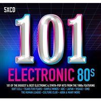 101 Electronic 80s