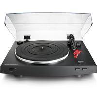 Tocadiscos Audio Technica AT-LP3BK Negro