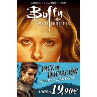 Pack iniciación Buffy 9º temporada 1 + Angel & Faith 1