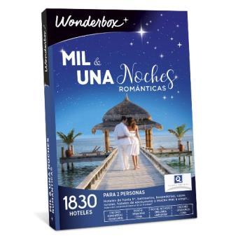 Caja regalo Wonderbox Mil y una Noches Románticas
