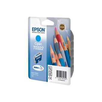 Epson tinta stylus c70/80 cian
