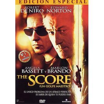 The Score (Un golpe maestro) Ed. Especial - DVD