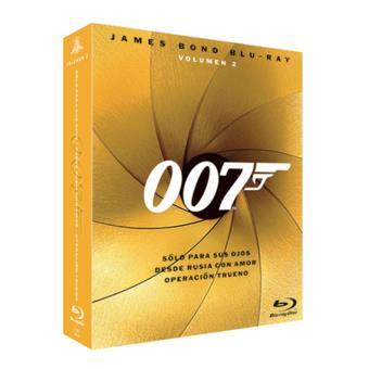 Pack James Bond - Volumen 2 - Blu-Ray