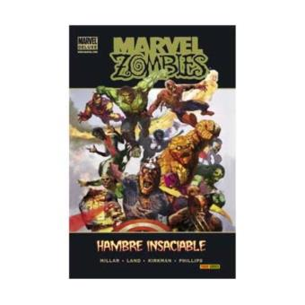 Marvel Zombie. Hambre insaciable