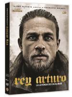 Rey Arturo: La leyenda de Excalibur - DVD