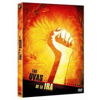 Las uvas de la ira + Postales - DVD