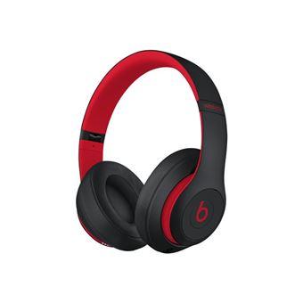 Auriculares Noise Cancelling Beats Studio3 Decade Collection Rojo/Negro
