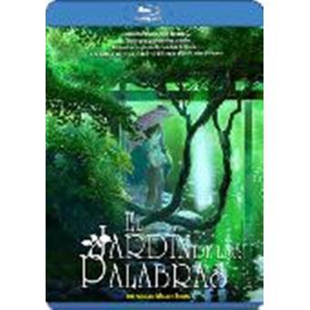 El jardín de las palabras - Blu-Ray