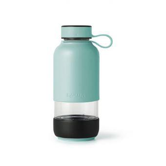 Botella Lékué To Go 600 ml Azul