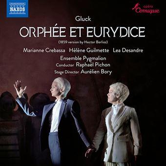 Gluck - Orphée et Eurydice - Blu-Ray