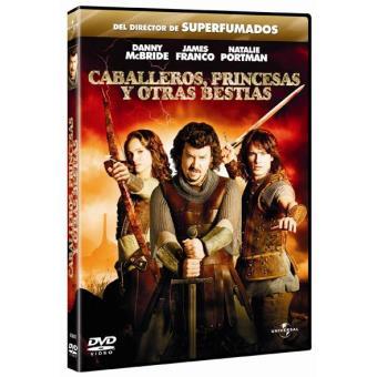 Caballeros, princesas y otras bestias - DVD