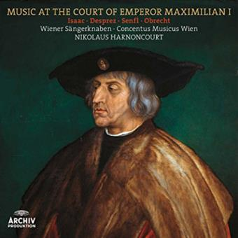 Music at the Court of Emperor Maximilian I - Vinilo