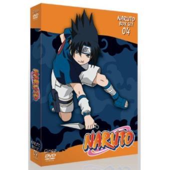 Naruto  Temporada 4 - DVD