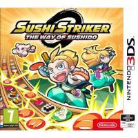 Sushi Striker: The Way Of Sushido Nintendo 3DS