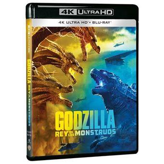 Godzilla: Rey de los Monstruos - UHD + Blu-Ray