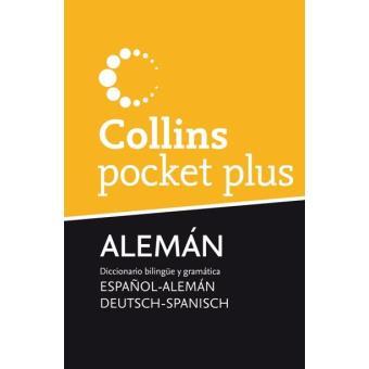 Collins pocket plus. Alemán-español
