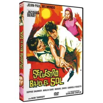 Secuestro bajo el Sol - DVD