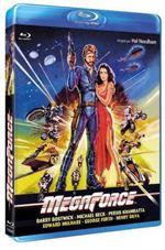 Megaforce - BLu-Ray