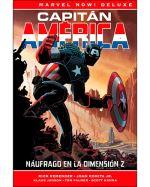 Capitán América 1 - Náufrago en Dimensión Z