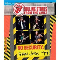 From The Vault: No Security San Jose 1999 - Blu-Ray