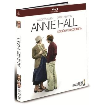 Annie Hall - Blu-Ray + DVD - Digibook