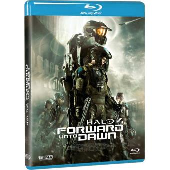 Halo 4: Forward Unto Down - Blu-Ray