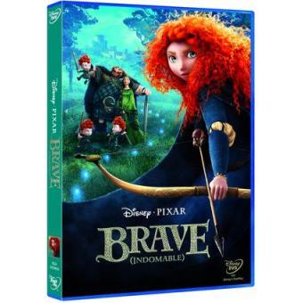 Brave (Indomable) - DVD