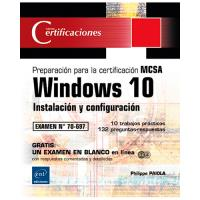 Windows 10. Instalación y configuración