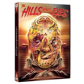 Las colinas tienen ojos  Ed Halloween - DVD