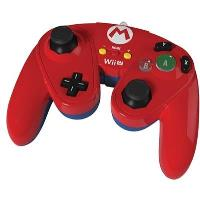 Mando Réplica GameCube Mario Wii U