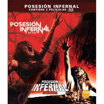 Pack Posesión infernal - 1981 + 2013 - Blu-Ray - Exclusiva Fnac